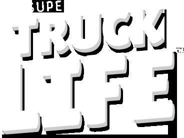 Super Truck Life Logo